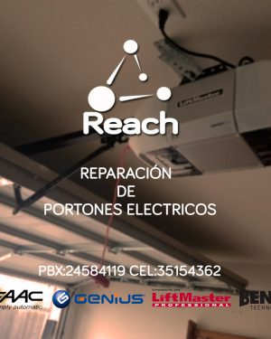 reparación portones electricos guatemala