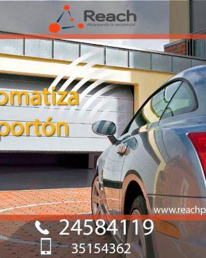 automatización liftmaster